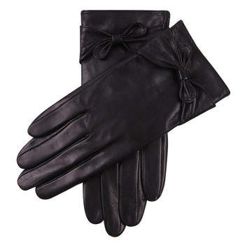 Genuine Leather Woman Gloves Winter Plus Velvet Thicken Keep Warm Windproof Driving Touchscreen Sheepskin Gloves L17030C leather gloves female autumn winter keep warm plus velvet thicken touch screen sheepskin genuine leather woman gloves l18011nc 9
