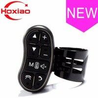 Mando a distancia Universal para coche, 2 DIN, DVD, GPS, control remoto de botones, sistema de navegación de coche inteligente