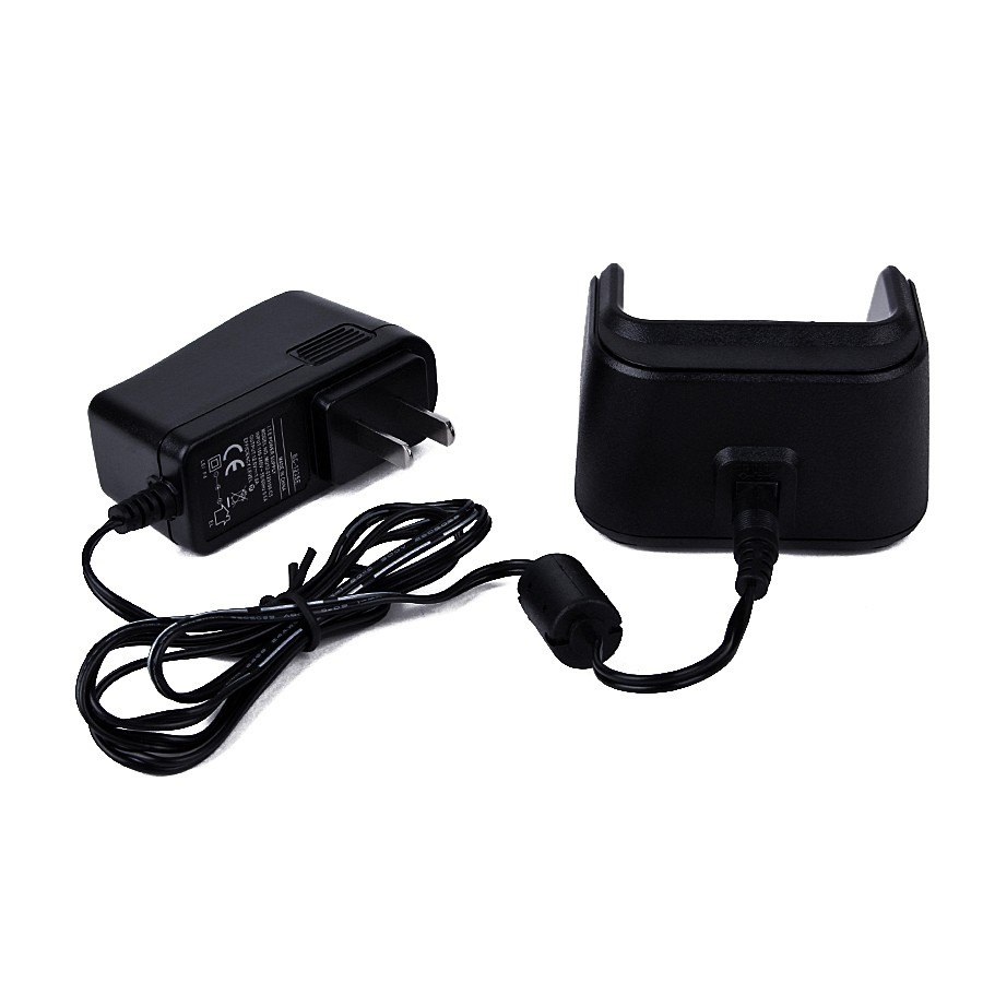 YIDATON 1 PC crni Ručni radio punjač baterije za Walkie Talkie - Voki-toki - Foto 6