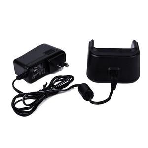 Image 5 - YIDATON 1 PZ Nero Palmare Radio Caricabatteria per Walkie Talkie Hytera PD700 PD780 Caricatore Due Accessori Radio Bidirezionale