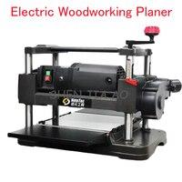 Электрический деревообрабатывающий строгальный станок рабочего фуговальный станок по дереву плоский нож для резки древесины автоматичес