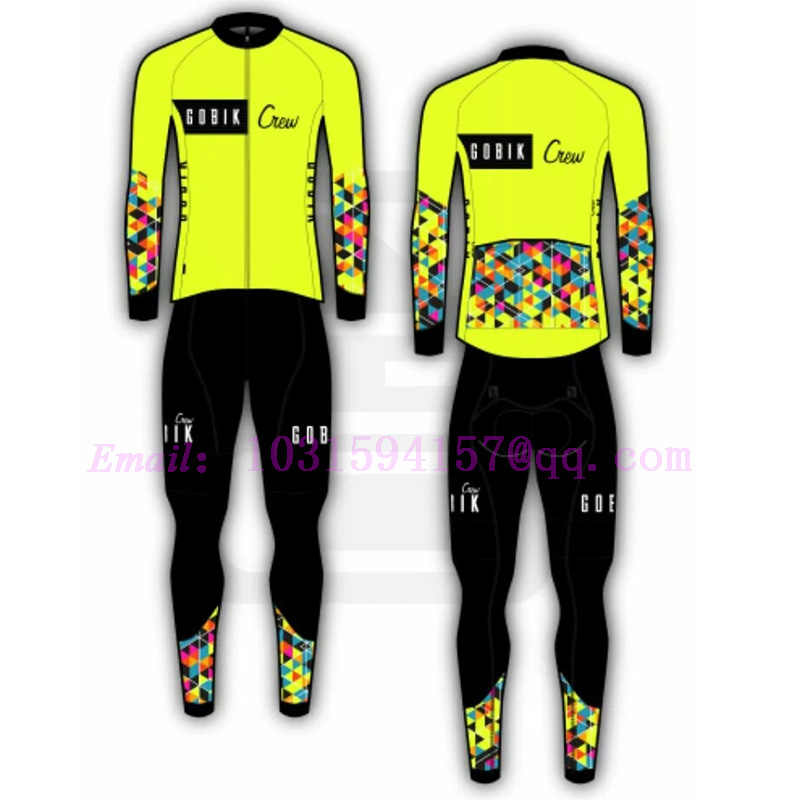 2019 Cinelli Cycling Winter Thermal Fleece Clothes Set Men