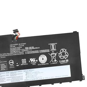 Image 4 - GZSM ノートパソコンのバッテリー 01AV409 レノボ X1C 01AV410 バッテリー 01AV438 01AV439 01AV441 SB10K97567 SB10K97566 バッテリー