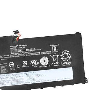 Image 4 - GZSM laptop battery 01AV409 for LENOVO X1C 01AV410 battery for laptop 01AV438 01AV439 01AV441 SB10K97567 SB10K97566 battery