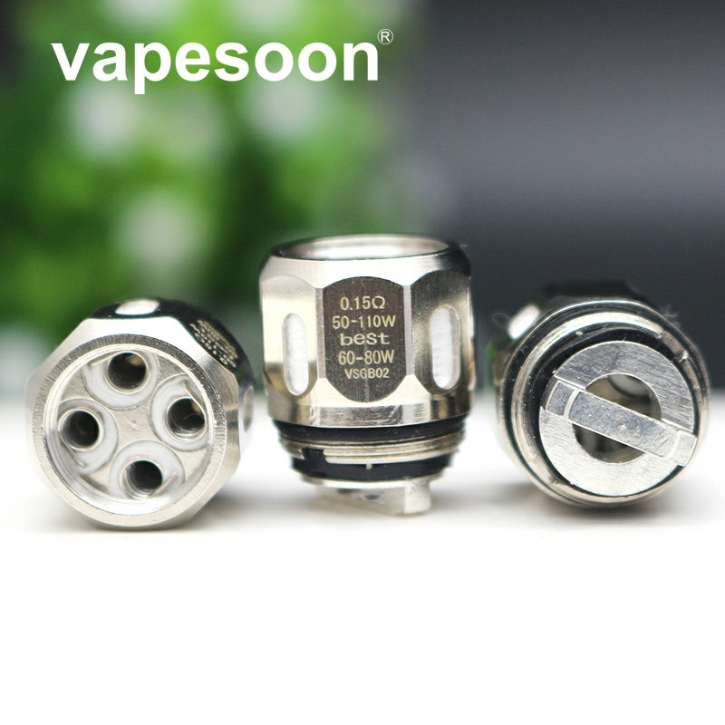 все цены на GT Cores GT2 GT4 GT6 GT8 Replacement Coil for Vaporesso NRG Tank NRG SE Atomizer Revenger /X/Go Swag Switcher Kit 1PCS