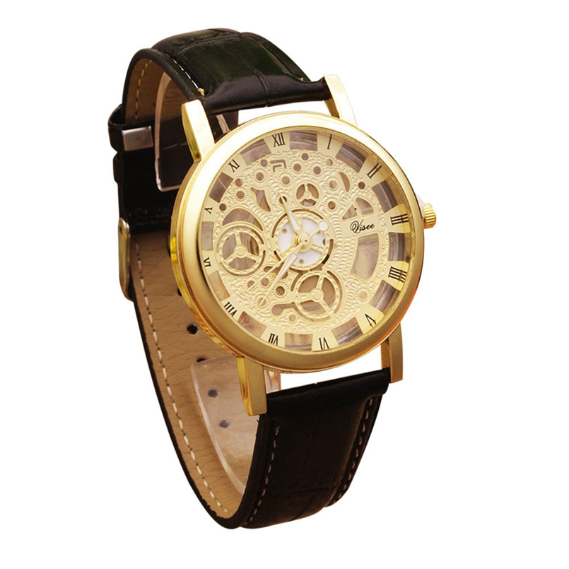 High Quality Unique Unisex Watches New Design Quartz Wristwatch for Mens Womens Creative Casual Sport Clock Hour Gift