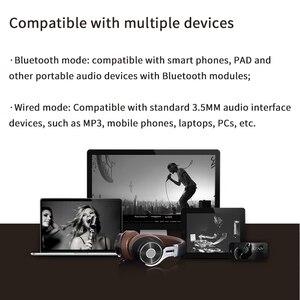 Image 5 - EDIFIER auriculares inalámbricos W855BT con Bluetooth, NFC, emparejamiento y aptX, compatibles con controles intrauditivos y llamadas