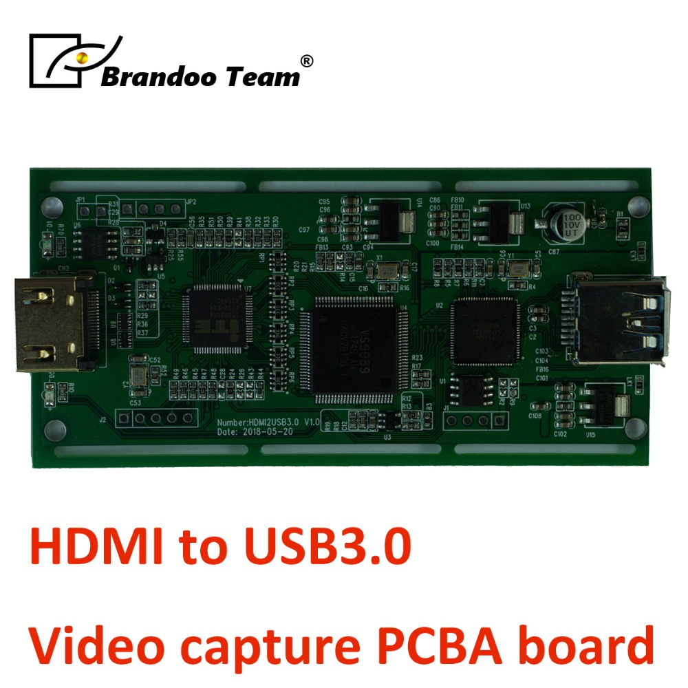 HDMI To USB 3.0 Video Capture Motherboard/PCBA Circuit Board