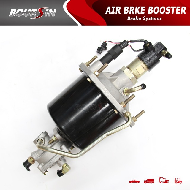 EF750 brake air booster assy short 44640-2200 44640-2400 for hino brake vaccum booster