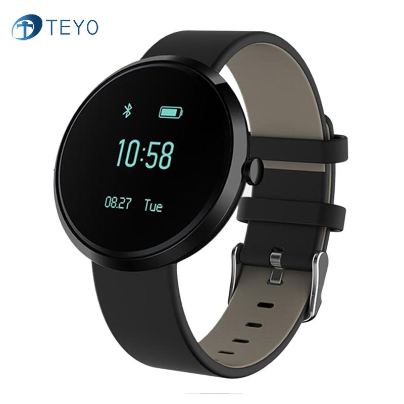 Prix pour Teyo H09 Bluetooth Smart Bracelet Activité Tracker Podomètre Fitness Montre Exercice Moniteur Intelligent Bracelet Pour Android et IOS