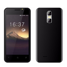 Original M-HORSE S12 3G SmartPhone de 5.0 Pulgadas MTK6572 Dual Core Android 4.4 512 M RAM 512 M ROM 2.0MP WIFI Inteligente Barato teléfono móvil