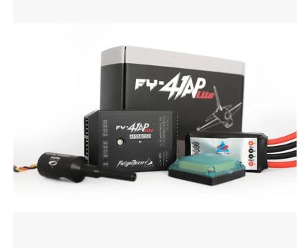 Feiyu Tech FY-41AP Lite & OSD Autopilot Flight Control System For Fix wing FY 41AP Lite fy 41ap m flight stabilization system fpv gps osd autopilot for quadcopter integrate with osd module