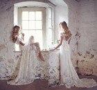 Save 76.2 on Lace Short Sleeve Romantic Beach Wedding Dress Sweetheart Backless Summer Bow Sequins Vestido De Noiva 2017 Bridal Gowns