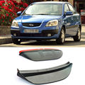 Blade Side View Mirror Rainproof Cover Sun Visor Shield For KIA RIO 2007