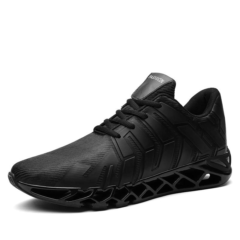 71779157b34b Для мужчин Кроссовки для мужчин тенденции прогулочная Спортивная обувь  красный дышащие спортивные кроссовки спортивная обувь 2018