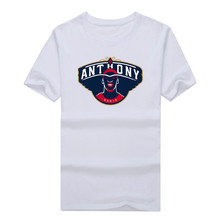 2017 New 100% Cotton Orleans Anthony Davis 23 funny T-shirt fashion Pelicans T Shirt 0109-1