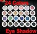 Nuevo 2016 24 Colores de Sombra de Ojos Paleta de Polvo de Pigmento de Sombra de Ojos Maquillaje Cosméticos de Belleza, 2018 al por mayor