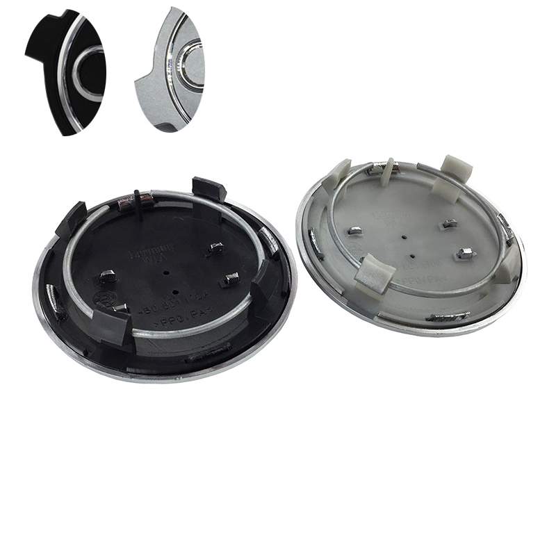 4Pcs /Set 69mm Audi Car Wheel Center Hub caps Rim Caps Covers Logo Emblem Badge for Audi A4 A4L A6 A6L A5 Q5 C5 C6 Q7