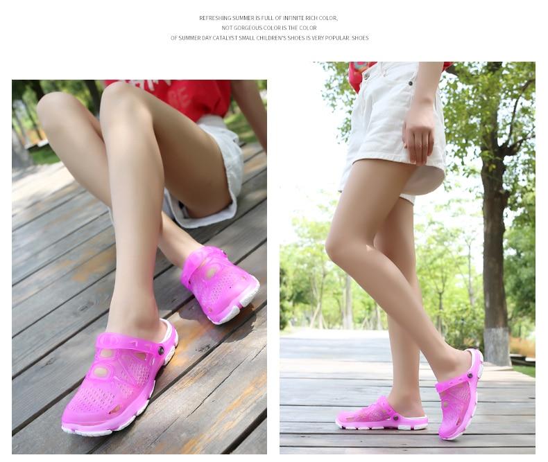 HTB1uXE4PmzqK1RjSZPcq6zTepXay Women Sandals Summer Slippers 2019 New Women Outdoor Beach Casual Shoes Cheap Female Sandals Water Shoes Sandalia women