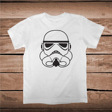 Storm Trooper Shirt Trooper Tees Star Wars Stormtrooper T Shirt Trooper, bb10 Free shipping цена