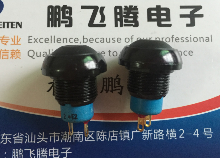 Original new 100% France import IPR3SAD2 waterproof dust explosion-proof round 2pin button switch self reset button often open industrial crane with bak21 explosion proof control button qidong new dawn explosion proof handle