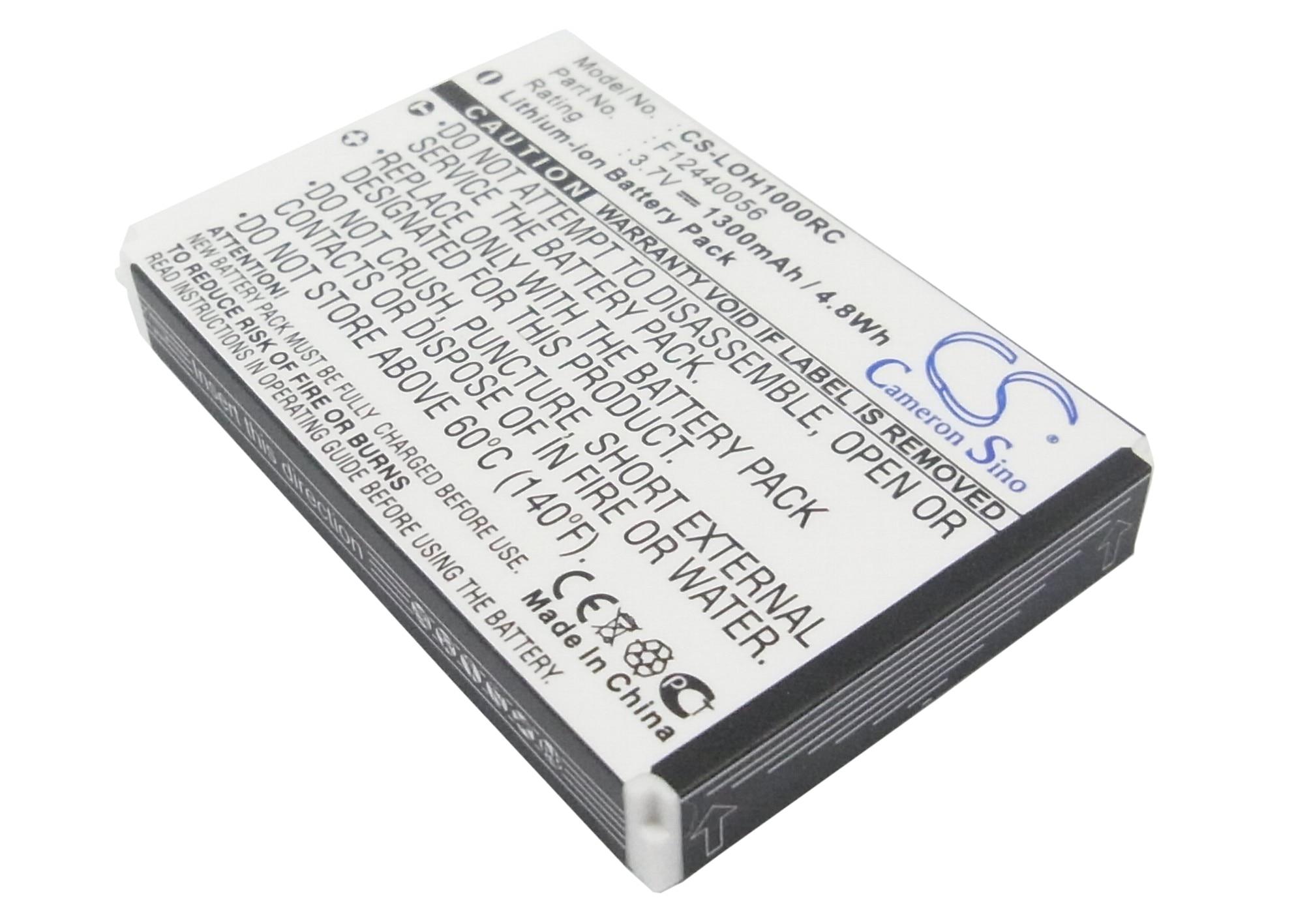 Activo Batería De Nueva Llegada Para Control De Dúo De Alta Capacidad De Logitech Squeezebox