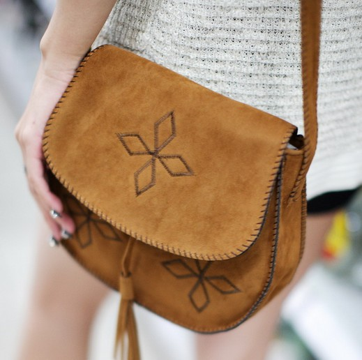 national bohemian style summer women handbag messenger bag shoulder bags faux suede matte leather small cross body bag girls bag summer new style korean ulzzang national wind cross shoulder bag straw knitting bohemian wind shoulder bag for young lady