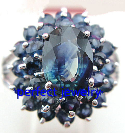 diamondsmine studio carat loose from gemstone oval etsy listing on heated blue real non il cut sapphire