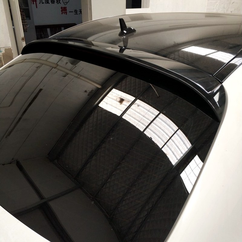 For <font><b>W205</b></font> C180 C200 C260 C280 C300 C63 roof <font><b>Spoiler</b></font> ABS Material Primer Color roof <font><b>Spoiler</b></font> For Benz <font><b>W205</b></font> <font><b>Spoiler</b></font> 2015-2018 image