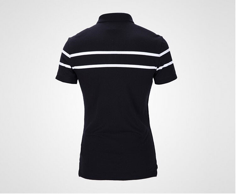 Polo Men Fashion Casual Classic Striped Golf Polo Shirt Slim Fit Summer Cotton Short Sleeve Tee Camisa Polos Homme Plus Size 3XL (4)