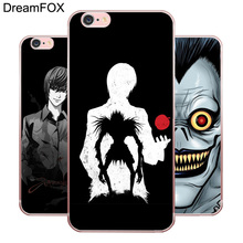 M091 Death Note Anime Soft TPU Silicone Case Cover For Apple iPhone 11 Pro X XR XS Max 8 7 6 6S Plus 5 5S SE 5C 4 4S