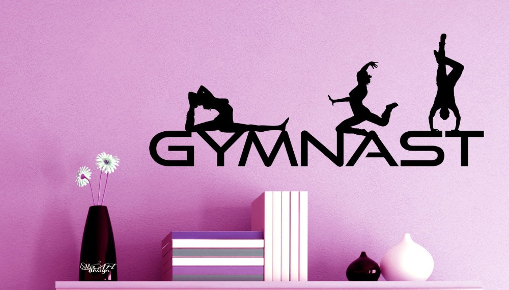Popular Gymnastics Wallpaper Buy Cheap Gymnastics