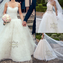 Caterinasara Ball Gowns Wedding Dresses Neckline