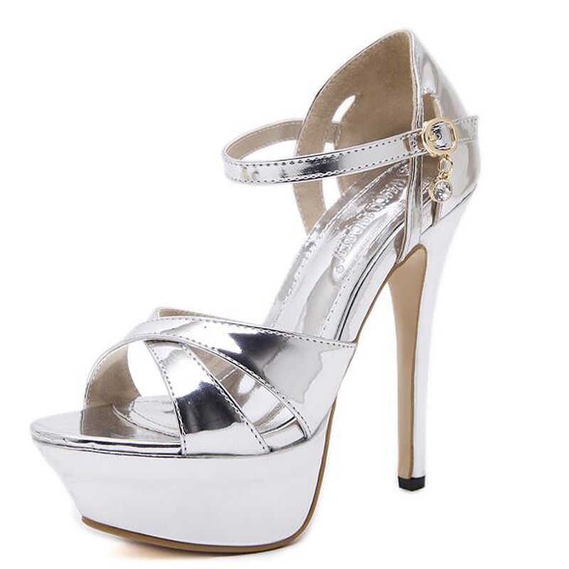 Platform Prom Shoes High Heels