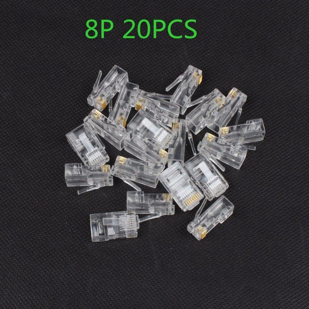 LUBAN Netzwerk Ethernet kabel Tester RJ45 Kit RJ45 Crimper Crimpen ...