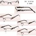 Venta caliente del envío gratis baratos gafas unisex marcos ópticos del metal gafas gafas gafas de grau espectáculo óptico de silicona