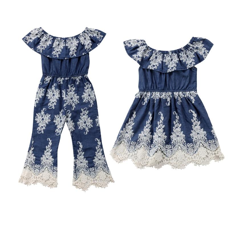 Girls' Clothing Learned 0-3y Summer Cute Holiday Boho Infant Kids Baby Girls Dress Ruffles Sleeveless Plaid Patchwork Knee-length A-line Dress