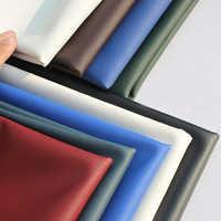 137x100cm tela de cuero PU para muebles silla holográfica zapatos falso sintético Artificial DIY hecho a mano Material de cuero artesanal