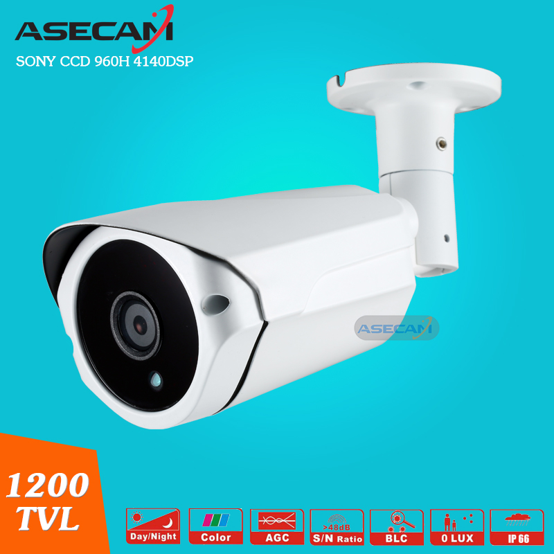 New Arrival Sony CCD 960H Effio 1200TVL CCTV Surveillance Outdoor Waterproof 3*Array infrared Security Camera Free shipping free shipping infrared video camera ccd sony effio e 700 tvl high definition surveillance camera six lamps array waterproof