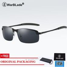 849b5949c Mulheres do esporte Óculos De Sol Dos Homens Polarizados Marca Designer  Gafas Oculos de sol Do Vintage Masculino Óculos De Sol M..