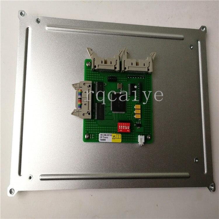 מזגנים CD102 SM102 TFT תצוגה SM102 CD102 SM74 CP Tronic תצוגה MV.036.387 00.785.0353 (4)