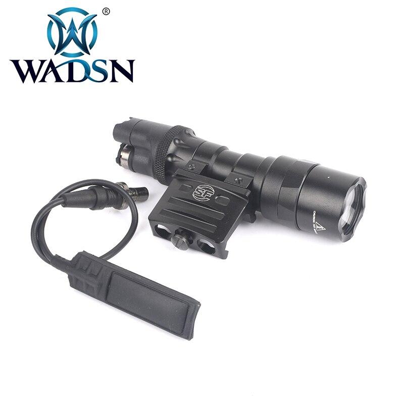 WADSN Airsoft arme lumière M312 Surefir XP G2-R5 LED 250 Lumens lampe de poche tactique pour chasse fusil lumière WEX441-BK