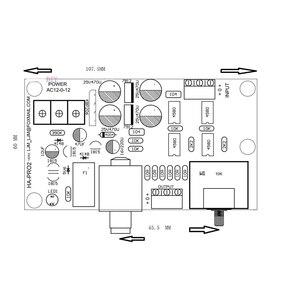 Image 3 - Lusya HA PRO2 Ultra Low Noise LOW Distortion หูฟังเครื่องขยายเสียงแอมพลิฟายเออร์ระดับหูฟังเครื่องขยายเสียง DIY ชุด A8 018