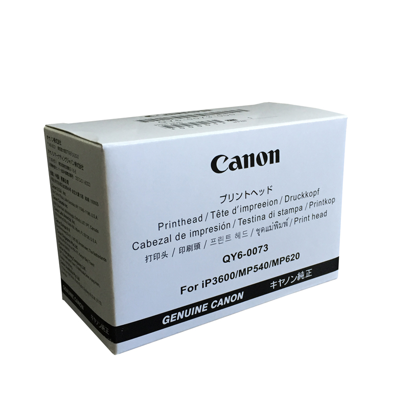 Фотография 1X original new QY6-0073 printhead For canon IP3680 IP3600 MP620 MP540 MP558 MP568 MX868 MX878 MG5140 MG5180