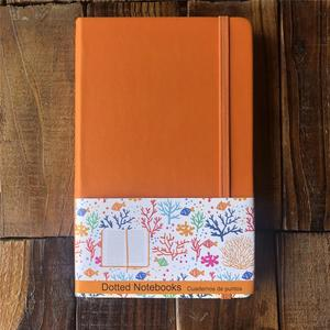 Image 3 - A5 Size Journals And PU Leather Dot Grid Notebook 5*5mm Dotted bujo