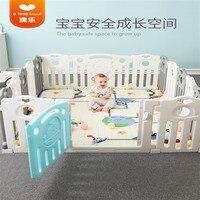Детские игровая площадка ограждение для детской безопасности домашние ползающие Детские комнатное ограждение детская площадка
