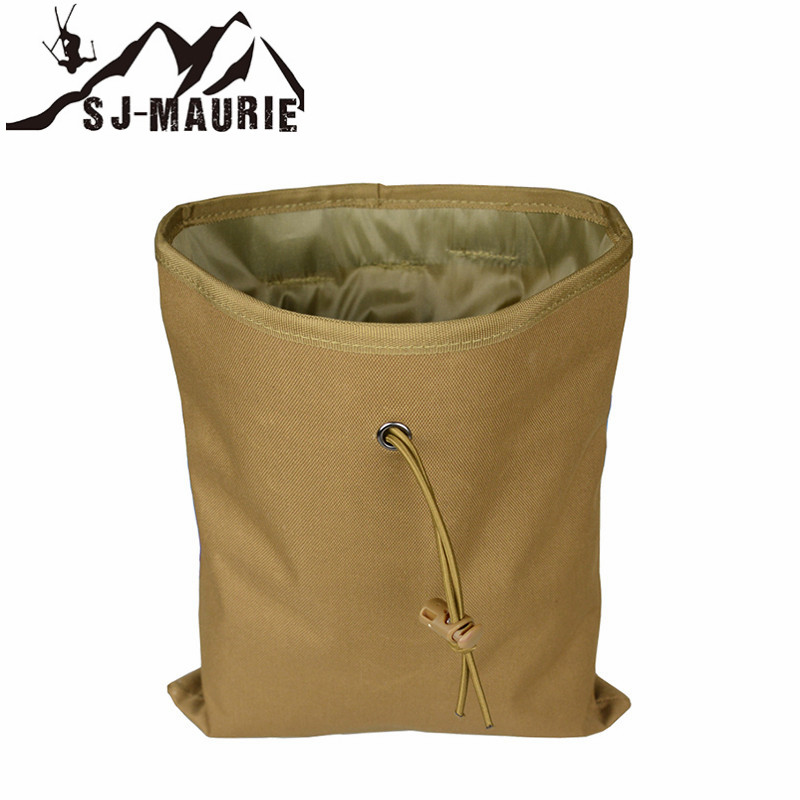 SJ-MAURIE Military Airsoft Molle Tactical Magazine Reloader Pouch Bag Hunting Magazine Pouch Hunting Accessory Bag