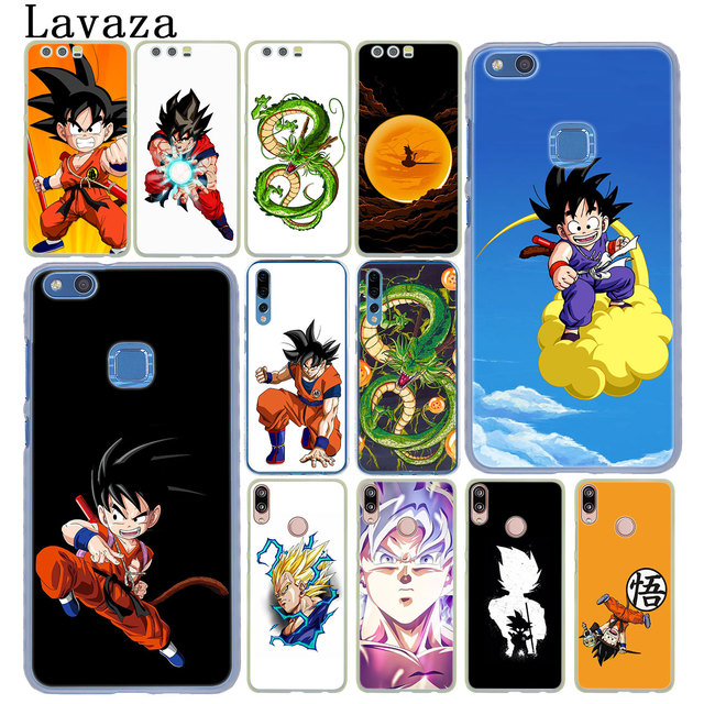 US $1 81 29% OFF|Lavaza Dragon Ball Goku Phone Case for Huawei Y7 Y6 Prime  Y5 Y9 2018 2017 Honor play 10 8C 8X 8 9 Lite 7C 7X 7A Pro Cover-in
