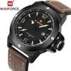 2017 New Luxury Brand Naviforce Men Classic Military Watches Men S Quartz Date Clock Male Sports