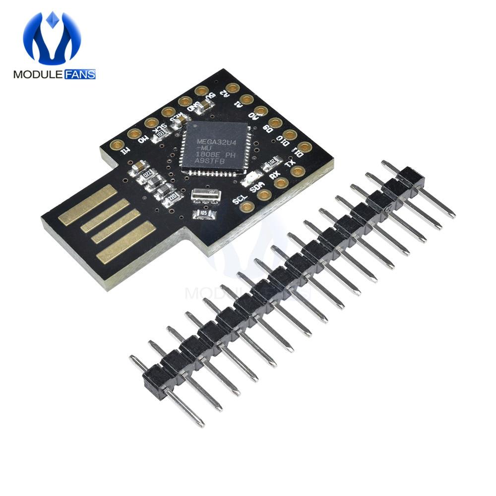Клавиатура Pro Micro Beetle USB ATMEGA32U4, мини макетная плата расширения для Arduino Leonardo R3 16 МГц, 5 в постоянного тока